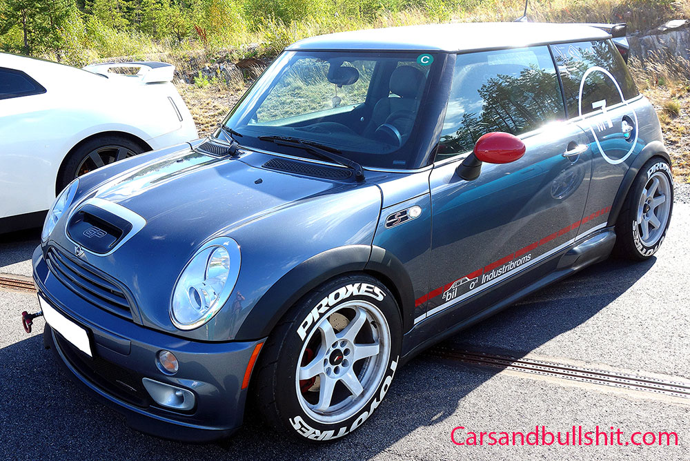 Mini Cooper John Works R56 2007 Great Build